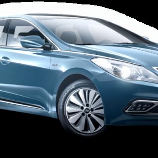 2015 Hyundai Grandeur Hybrid