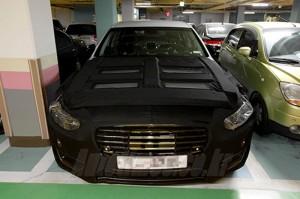 2016 Hyundai Equus Spy Shots