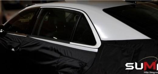 Hyundai Spy Shots