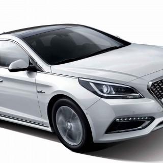 New Sonata Hybrid Car