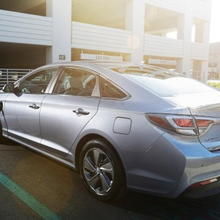2016 Sonata Plug-In Model