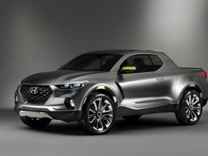 Hyundai Future Pick-Up