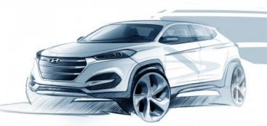 Hyundai Tucson New