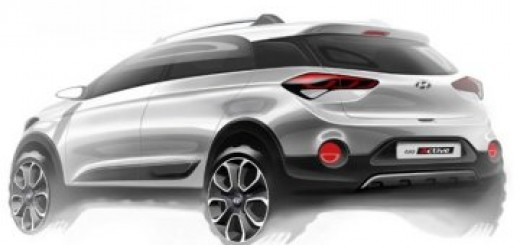 i20 Active crossover