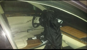 Hyundai Equus Interior Spy