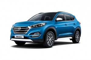 Hyundai Tucson Sales