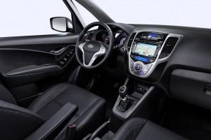 Hyundai ix20 Inside
