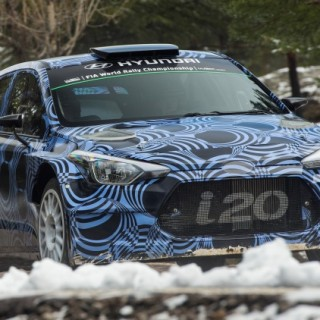 2016 Hyundai i20 Rally