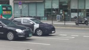 Hyundai Hybrid Car
