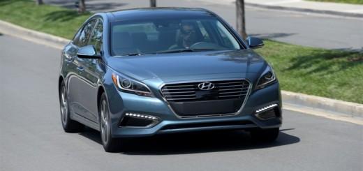 2016 Hyundai Sonata Plug In