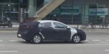 Hyundai Spied