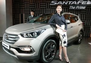 New Santa Fe Prime 2016
