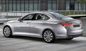 Hyundai Genesis Junior