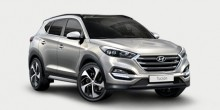 Hyundai Tucson Price