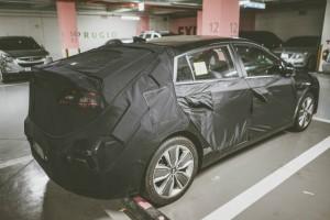 Hyundai AE hybrid