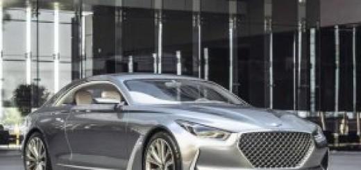 Hyundai Genesis entry sedan