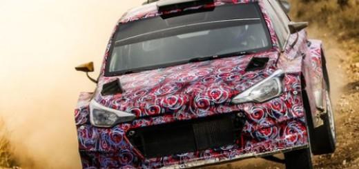 2016 Hyundai WRC
