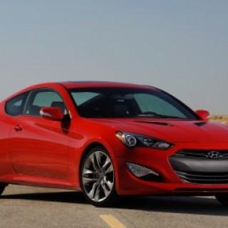 Hyundai Genesis Coupe recall