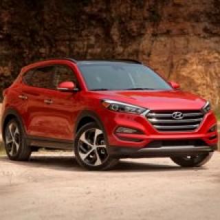 Hyundai Tucson sales figures