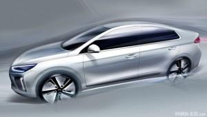 Hyundai Ioniq Exterior Picture