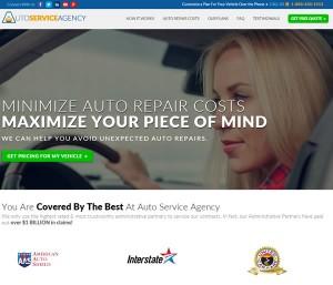 Auto Service Agency