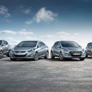 Hyundai Fleet Cars