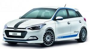 Hyundai i20 Sport Deutschland
