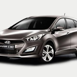 Hyundai windscreen