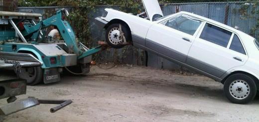 Car Removal Service Process