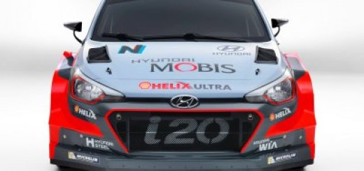 Hyundai at Rally Sweden