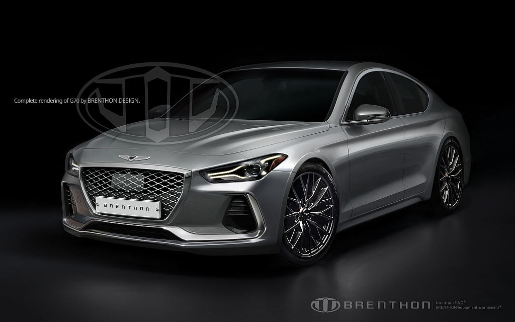 2018 Genesis G70 Release Date Spy Shots Us Dealer Arrival News