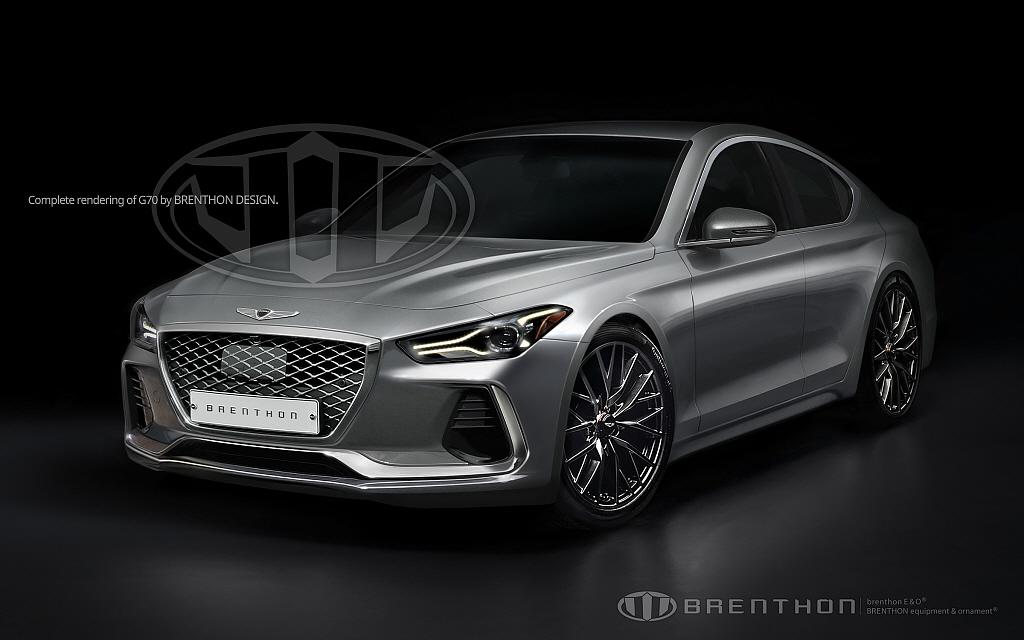 2018 Genesis G70 Release Date Spy Shots US Dealer Arrival News