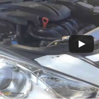 Hyundai Sonata headlight replacement