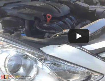 Hyundai Sonata Headlight Replacement on Hyundai Sonata Headlight Bulb Replacement