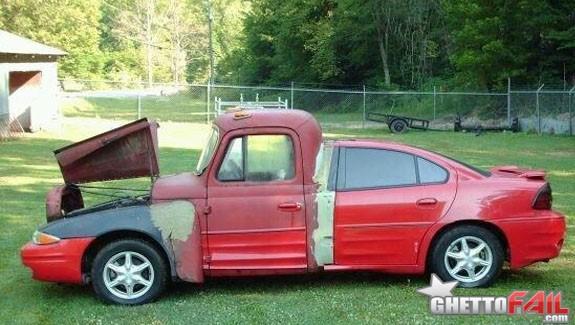 Old new car kit