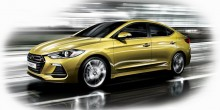 New Hyundai Avante Sport