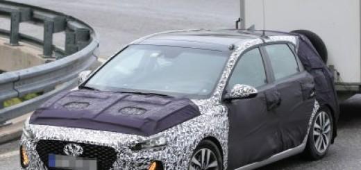 Hyundai i30 redesign