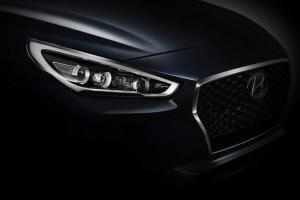 2017 Hyundai i30 Grille
