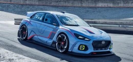 Hyundai N performance car