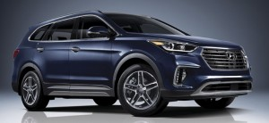 2017 Hyundai 7-Seat SUV Models On Sale In United States, Canada