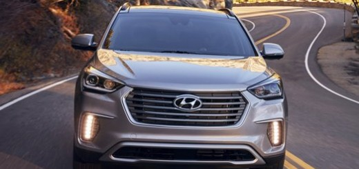 Hyundai SUV with 7 seats.