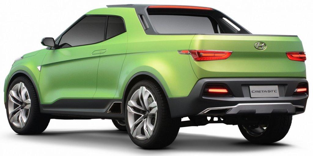 Hyundai Small Pickup Truck Creta Stc Release Date