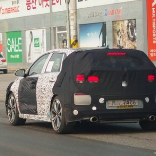 Spy Shots Of 2018 Hyundai Models