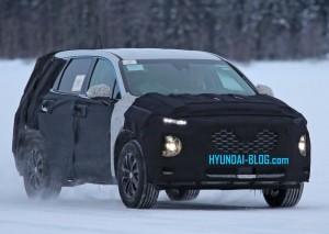 Hyundai Santa Fe Redesign