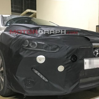 i30 Fastabck spy photos