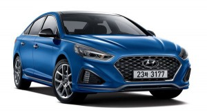 Hyundai Sonata New Rise Launch
