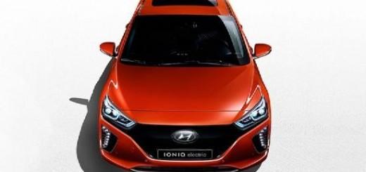 2020 Hyundai Ioniq EV Facelift: 170-Mile Range Possible