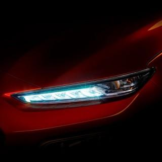 2018 Hyundai Kona SUV teaser image