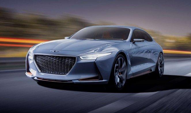 Hyundai Ioniq Electric >> Hyundai EV Platform To Spawn Genesis Electric Car