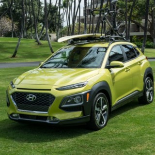 Hyundai Kona offers AWD